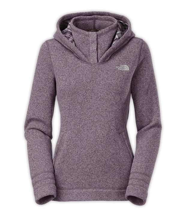The North Face Women's Shirts & Tops Hoodies WOMEN'S CRESCENT SUNSET HOODIE