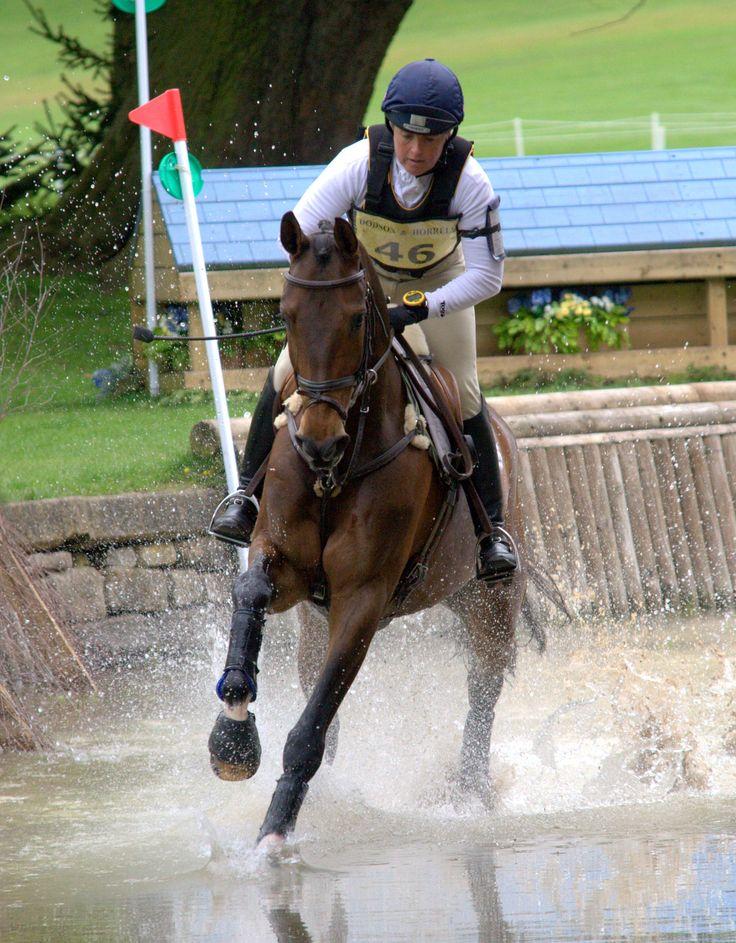 Pippa Funnell (GBR) & Sandman 7