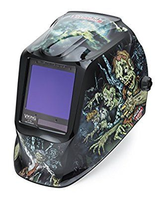 Lincoln Electric VIKING 3350 Zombie Welding Helmet with 4C Lens Technology - K4158-3