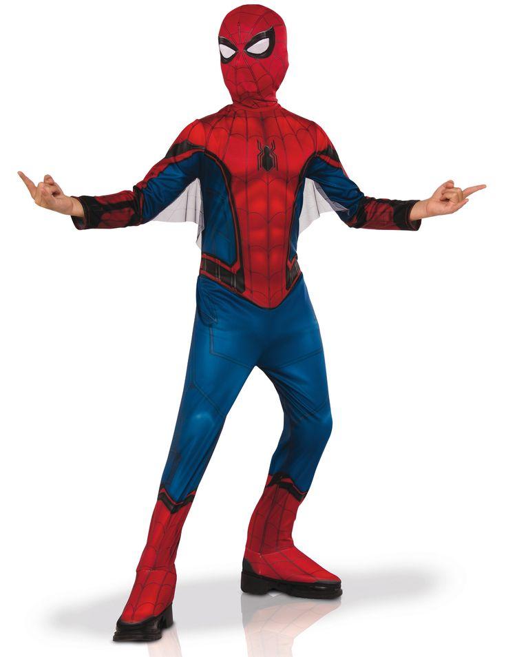 Spiderman Homecoming™ Kinderkostüm Lizenzware blau-rot , günstige Faschings  Kostüme bei Karneval Megastore, der größte Karneval und Faschings Kostüm- und Partyartikel Online Shop Europas!
