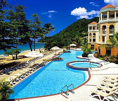 Puerto Rico Rincon Beach Resort #honeymoondestinations
