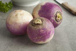 The term wax turnips refers not necessarily to a variety of turnip but to turnips dipped in wax to extend their shelf life. A root vegetable from the cabbage family, these white bulbs are low in calories and high in vitamin C and fiber, making them a healthy substitute for potatoes. Additionally, these vegetables are extremely versatile. You can...