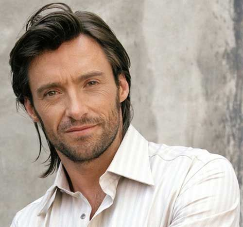 Hugh Jackman Haircut: 372 Best Images About Hugh Jackman On Pinterest