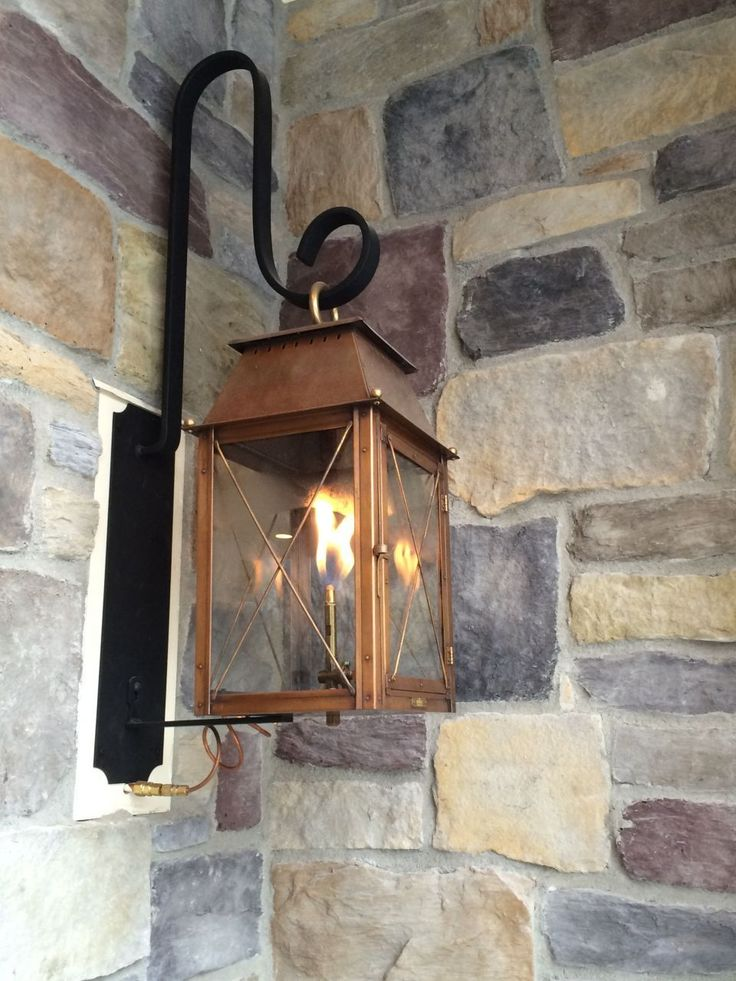 69 best outdoor lighting images on pinterest exterior lighting bevolo coach house with tudor scroll the tudor scroll bracket adds a heavy detail to copper lanterngas lanternstudor aloadofball Images