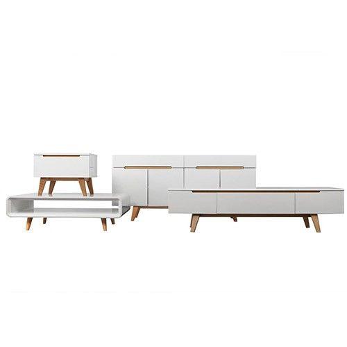 Finn TV Unit - Scandinavian Furniture 13% OFF | $419.00 - Milan Direct