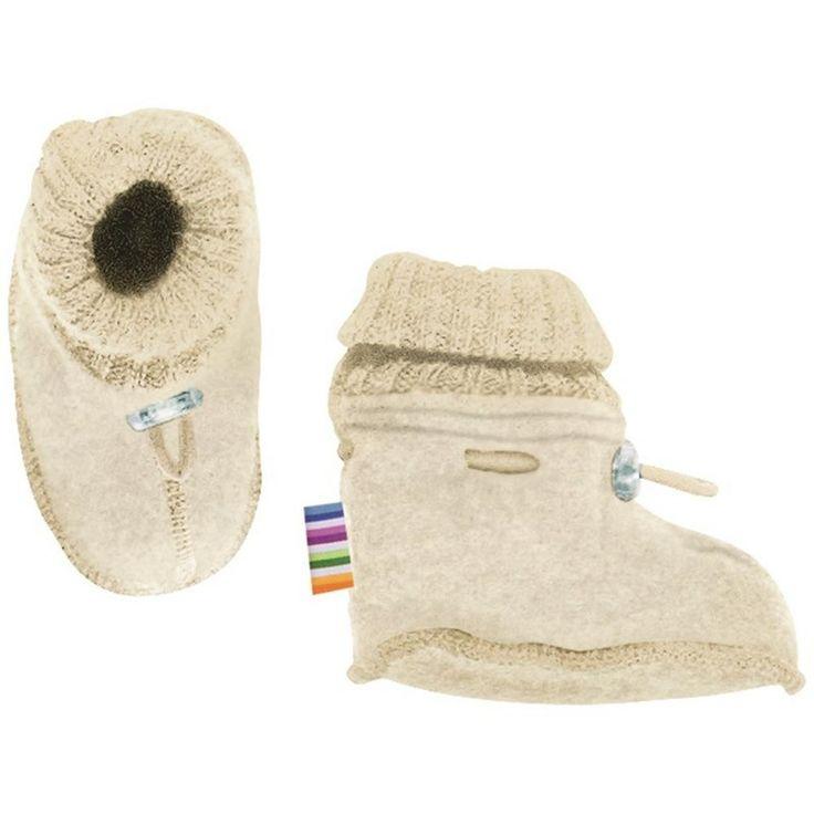 Johu uld futter i soft wool. EU Ecolabel og Woolmark certificeret. Råhvid.