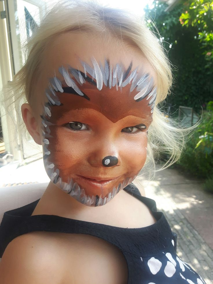 Top 25+ best Animal face paintings ideas on Pinterest ...