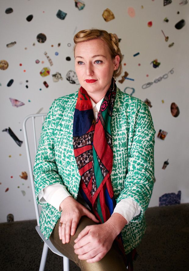 Creative Women | Ashleigh McLean on the Sensibilities of a Curatorial Eye. Photo by Anke Loots.