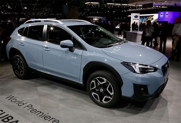 2018 Crosstrek Release Date >> 2020 Subaru Crosstrek Specs | Subaru cars, Subaru suv, Subaru