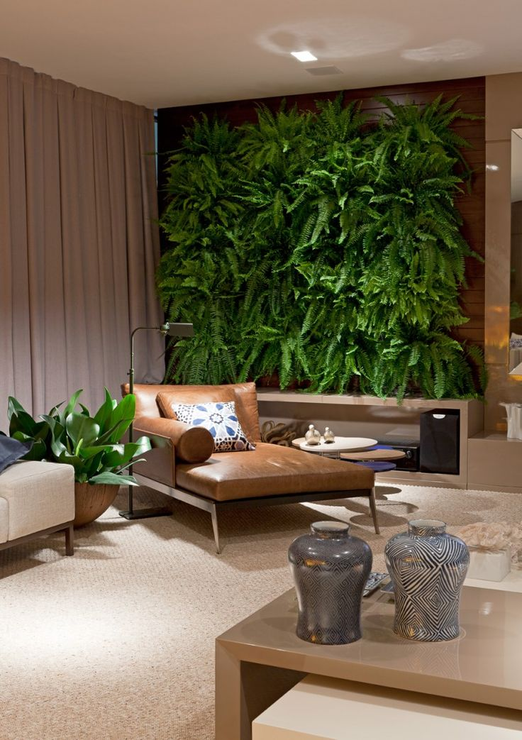 Jardins para interiores mundo das casas interior for Indoor das design