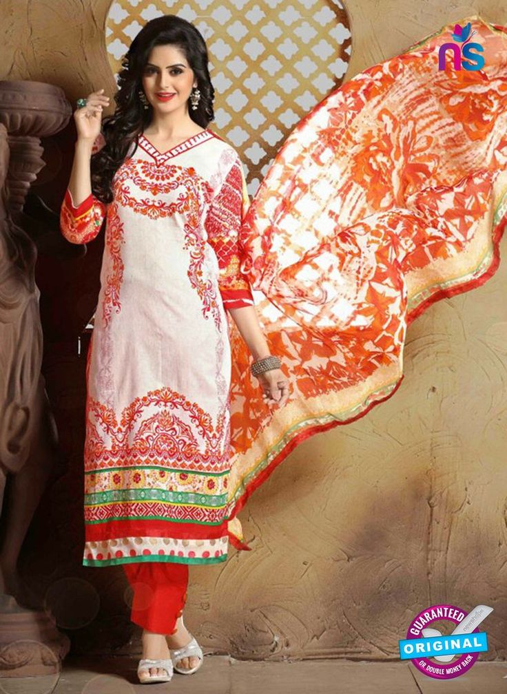 159 best cotton salwar suits online images on Pinterest | Cotton ...
