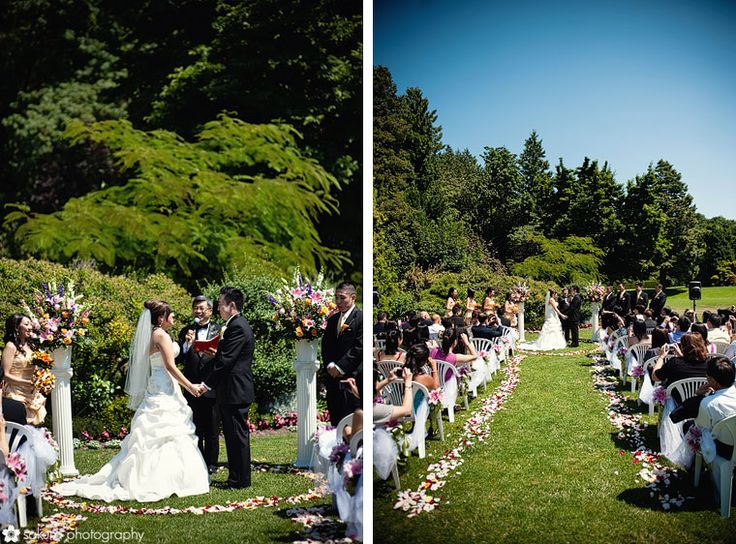 Vancouver Has Some Of The Most Beautiful Ceremony Locations To Get Married In