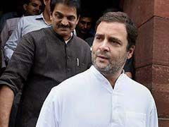 'People Will Do Anything For Selfish Gains': Rahul Gandhi On Nitish Kumar
