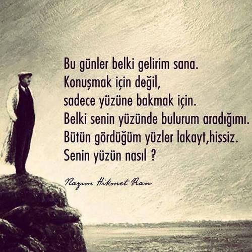 #şiir #nazım