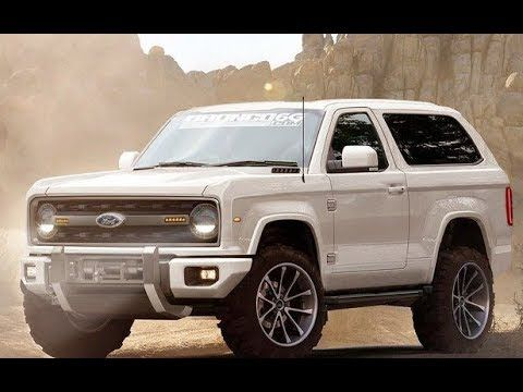 New Ford Bronco 2019 Price And Release Date Ford Bronco Mobil