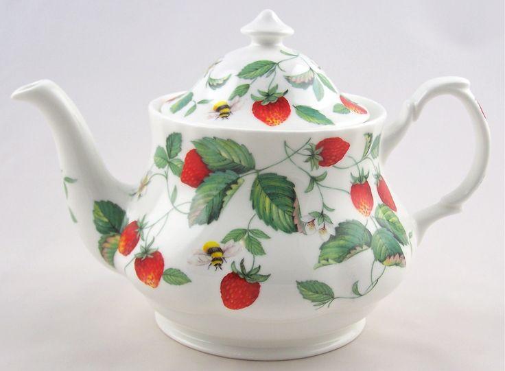 58 best strawberries images on pinterest strawberries for Alpine cuisine fine porcelain