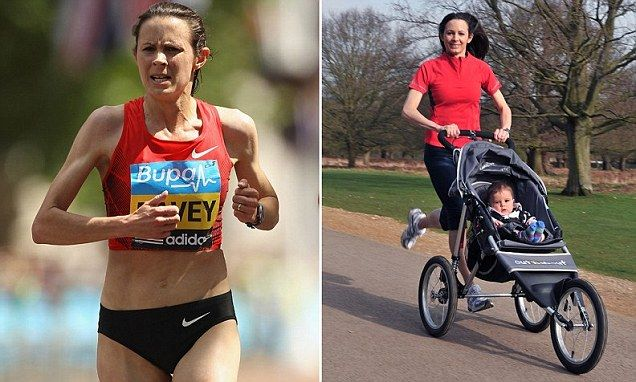 Jo Pavey will run for England less than a year after second baby