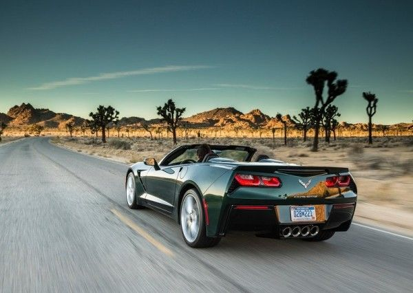 2014 Chevrolet Corvette C7 Stingray Convertible best wallpaper
