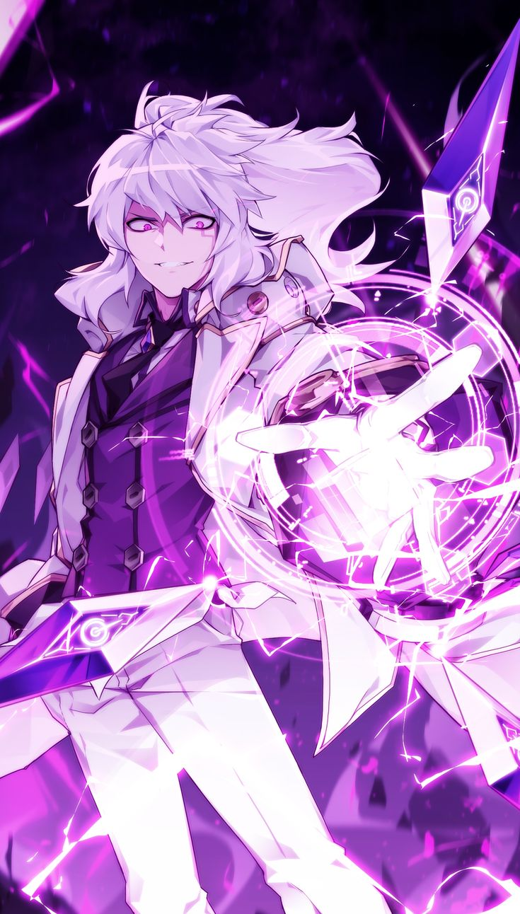 Artist: Libert | Elsword | Add | Mastermind