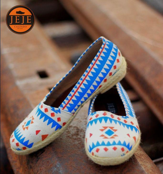 Aztec1 by @JejeCalzado #shoes #fashion #aztec
