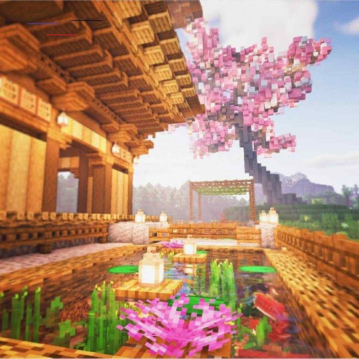 minecraft japanese interior castle architecture houses room cool minecrafthouses villa buildings projects plans building guide nuhcan findpins