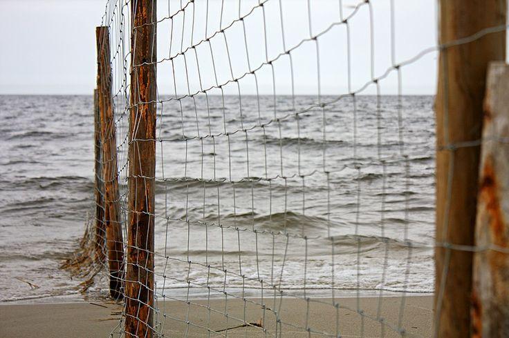 beach Poland Mierzeja Wiślana