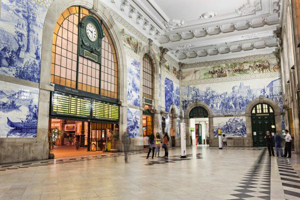 These are the world's most beautiful train stations.