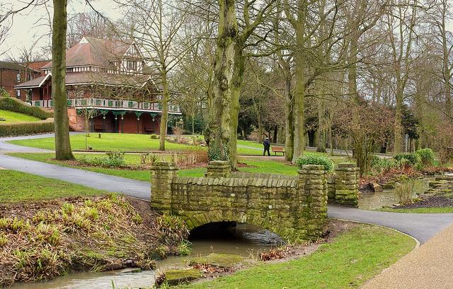 The Pavilion, Walsall Arboretum