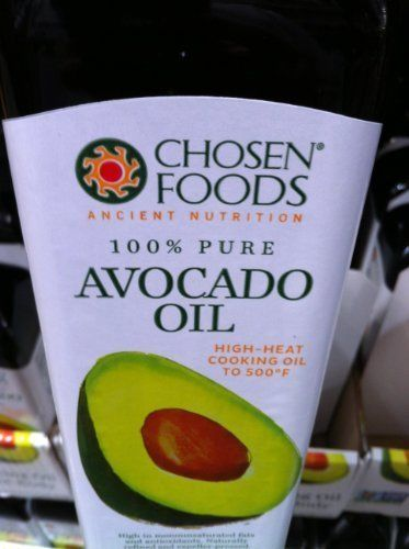 Chosen Foods 100 Avacado Cooking Oil  1ltr Bottle 338fl Single Bottle by Chosen Foods ** Check this awesome product by going to the link at the image. (Note:Amazon affiliate link)