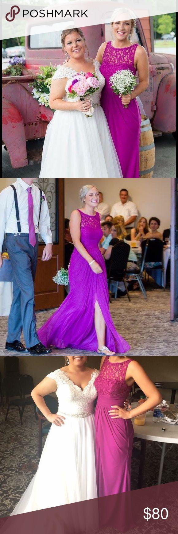 Raspberry Bridesmaid Dresses Wedding Gallery - Braidsmaid Dress ...