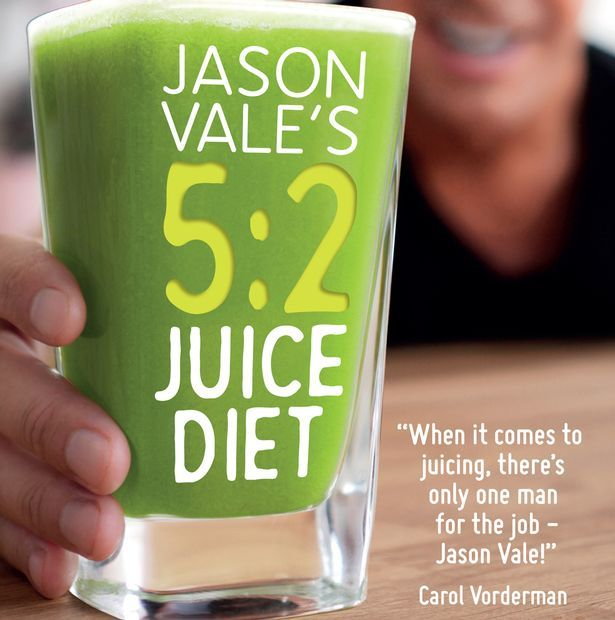 The 5:2 Juice Diet will help you lose weight by Christmas and get party-ready fast