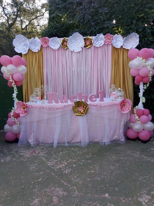 fiestas de quincea os en espa a para quincea eras On decoraciones para 15 anos sencillos en casa
