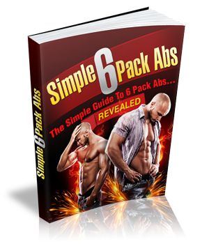 Simple 6 Pack Abs  ---  These videos demonstrate the bodyweight exercises for abs, core strength and conditioning!