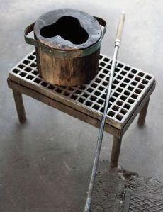 Aalto vase mould.