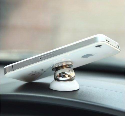 Suporte Celular Carro Imã Gps Tablet Magnetico 360 Graus - R$ 7,99 em Mercado Livre