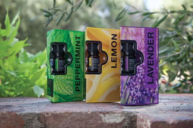 Forever Essential Oils Tri-Pack