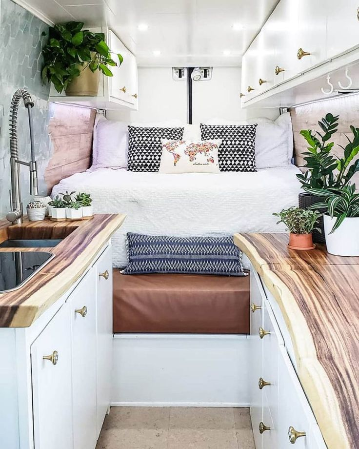 Check out these gorgeous Camper van conversions to…