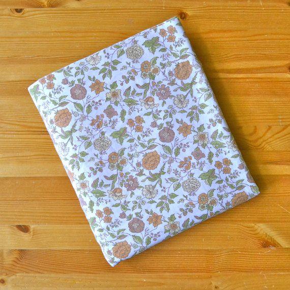 Vintage Floral Double Bed Sheet by LaPetiteLinenShoppe on Etsy  Lauren's!