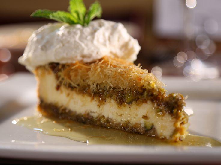 Torta Kataifi  Recipe in 2019  Baking  Food network