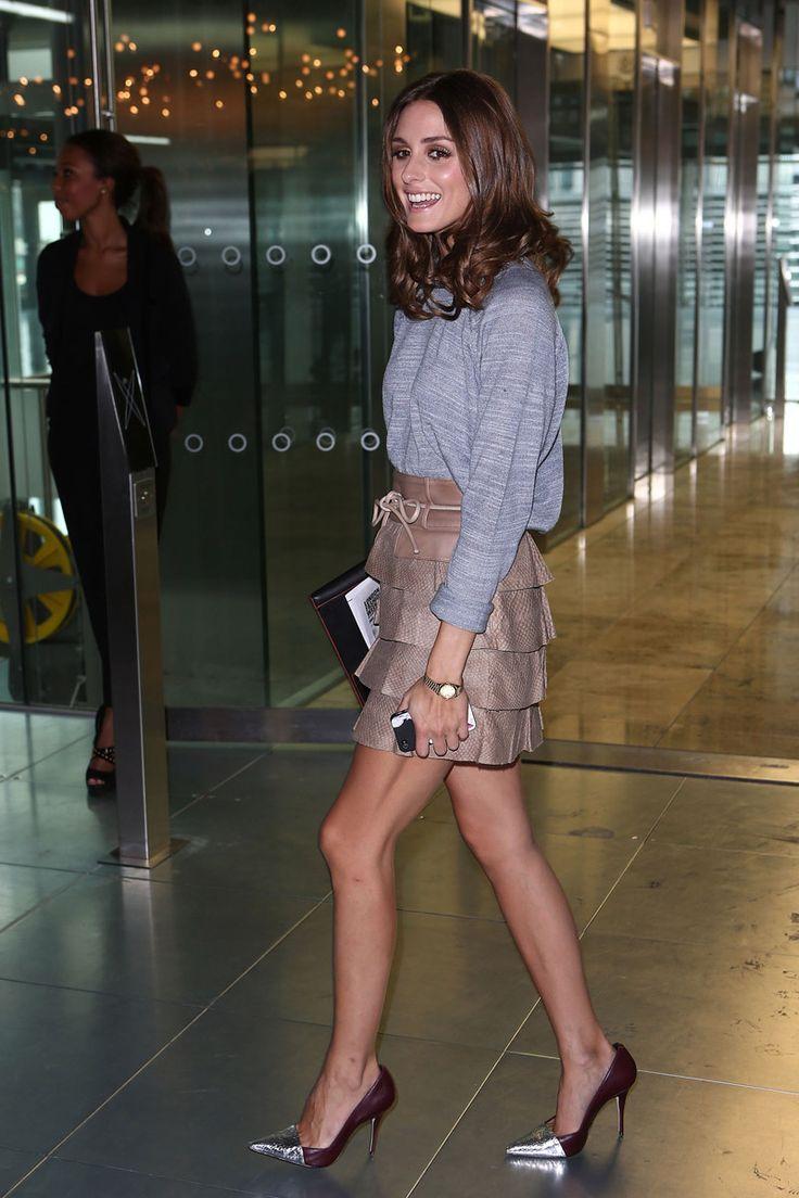 El estilo de Olivia Palermo: Matthew Williamson y Reiss