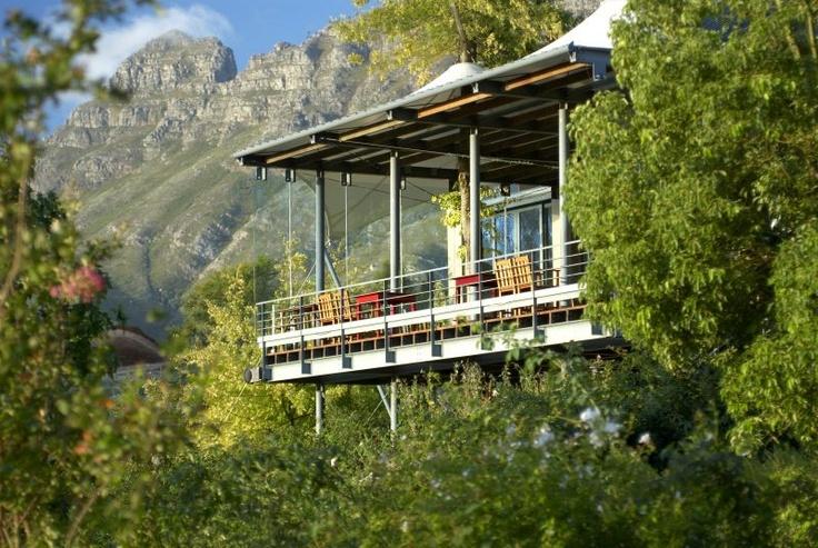 Tokara Restaurant, Wine Tourism Restaurants, Best Of Wine Tourism 2012