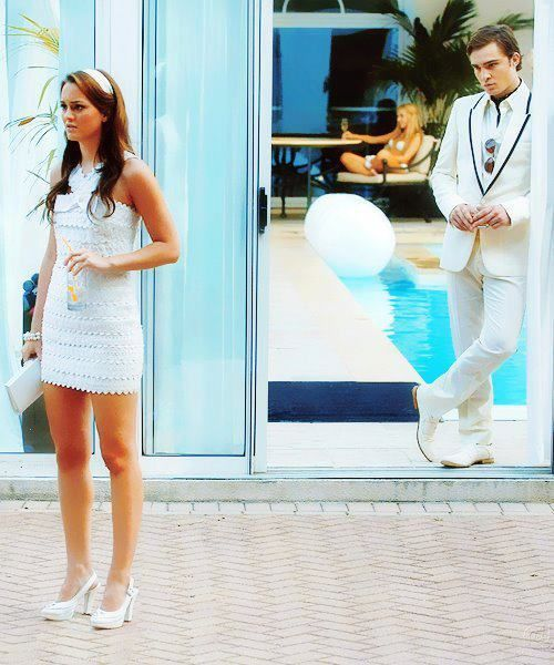Gossip girl white party song — photo 7
