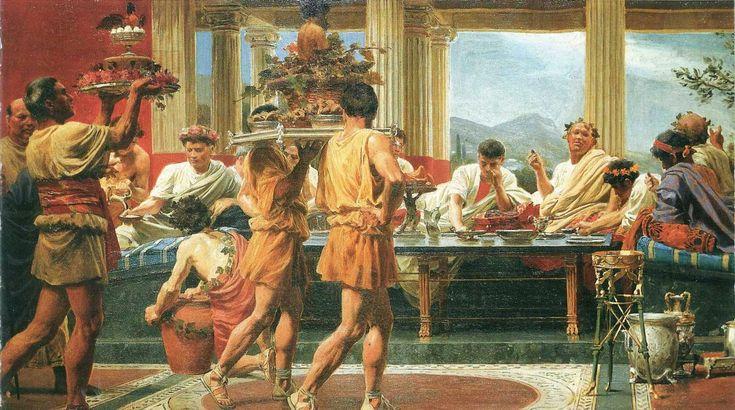 Matrimonio In Epoca Romana : Los romanos en la mesa quÉ comÍan roma