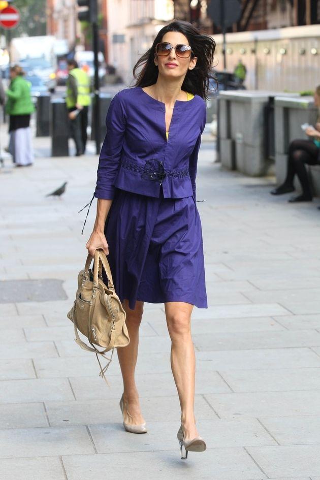 ugledajte se na amal kluni moda Žena style