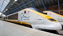 Travel by Train in Europe. Choose City to start from and where you're going to choose your train tickets.