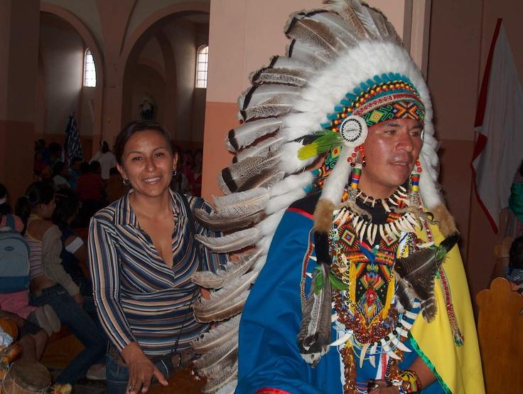 Trajes Tipicos en la Fiesta del Perdón - Sibundoy - Putumayo - Colombia
