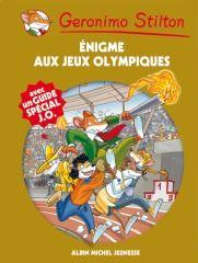 Hors série: Enigme aux jeux olympiques - Geronimo Stilton