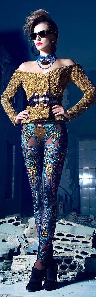 Fashion Photography: Nicolas Jebran Couture F/W 2013