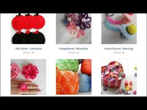 ▶ Facebook Maparim | Como encontrar as colecções e ver preços? - YouTube