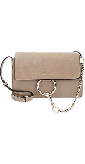 Chloé Faye Small Shoulder Bag -  - Barneys.com